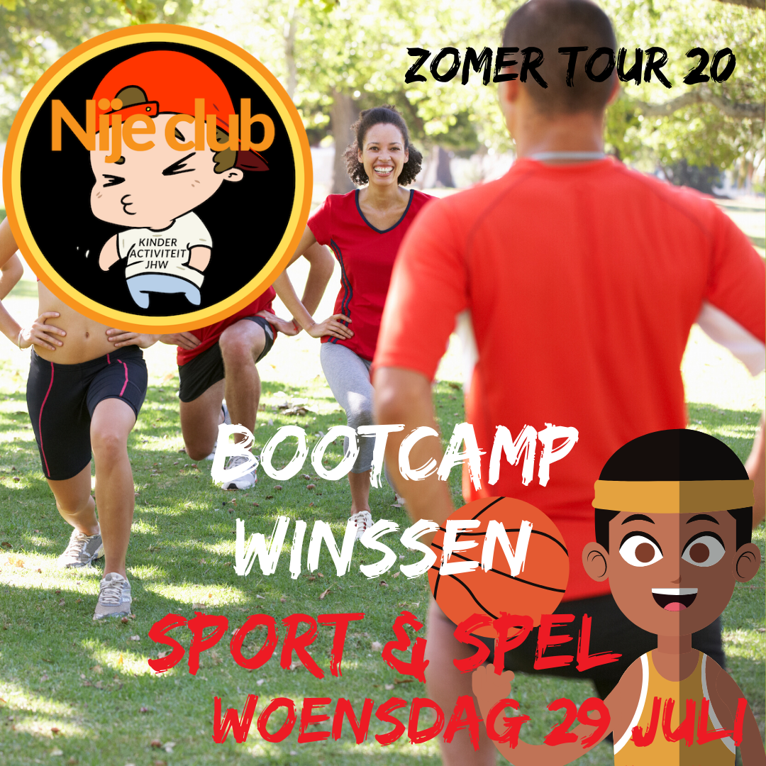 Bootcamp Winssen