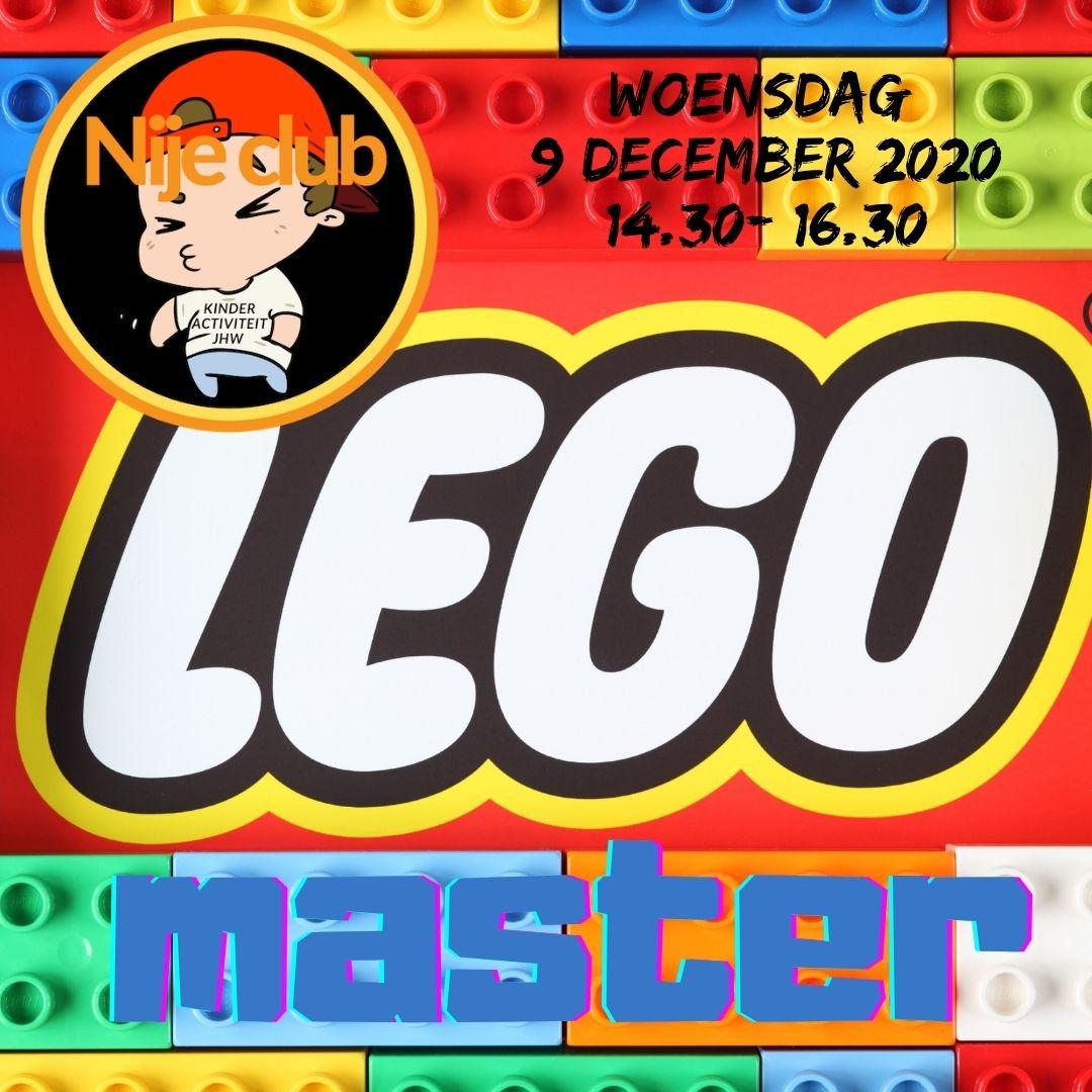 lego master Winssen